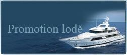 Promotion lod� | luxusn� lod�