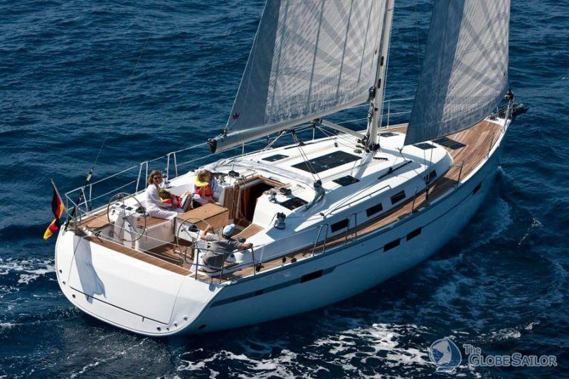 bavaria 45 bt pron jem lod dovolen na jacht. Black Bedroom Furniture Sets. Home Design Ideas